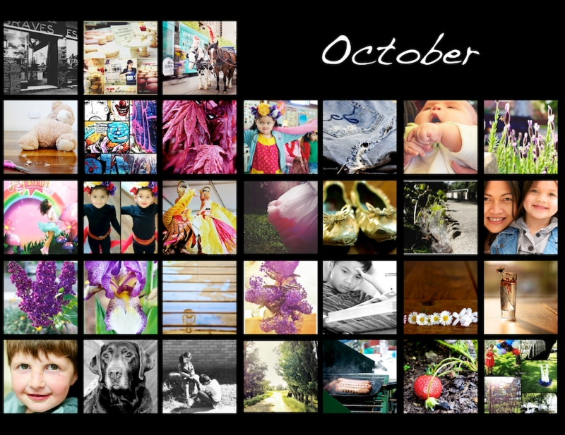 October - Project 365