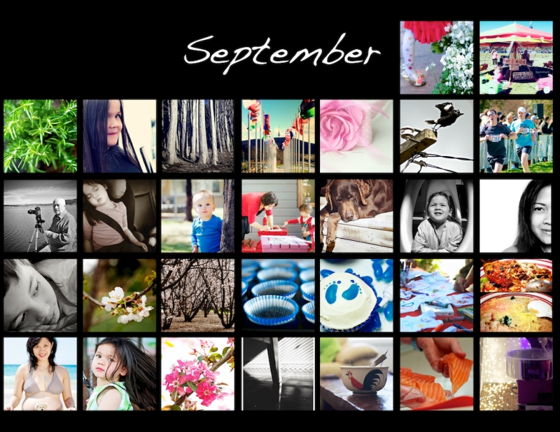 September - Project 365