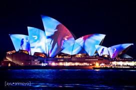 Vivid - Opera House, Sydney