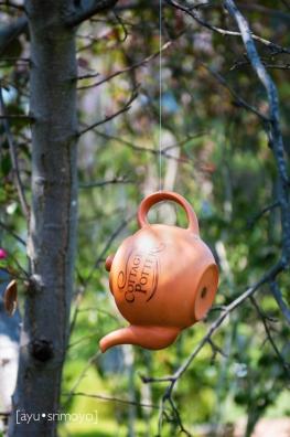 Hanging Tea Pot