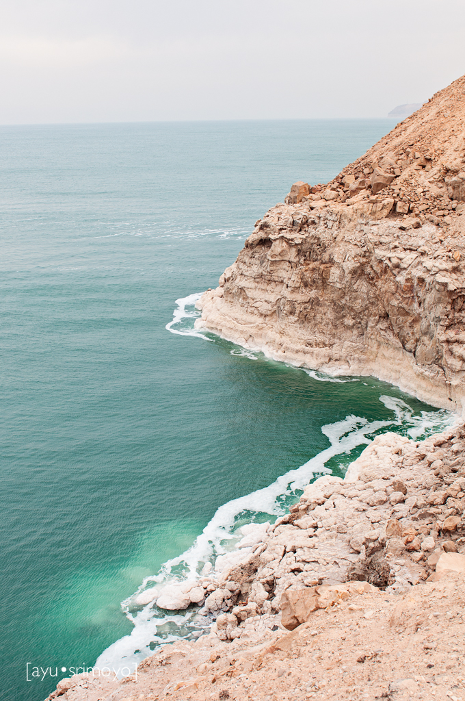 The Cliff, Dead Sea Highway, Jordan