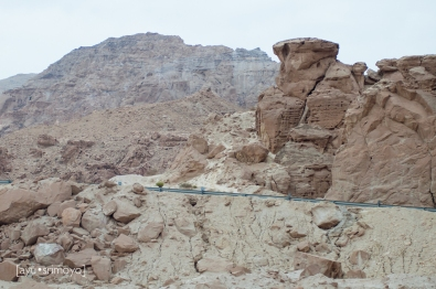 the way is up, Dead Sea Highway to Petra, Jordan