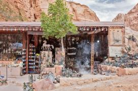 Souvenir Shop, Petra, Jordan