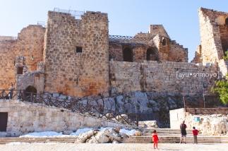 Ajlun Castle (Front), Jordan