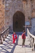 Entrance, Ajlun Castle, Jordan