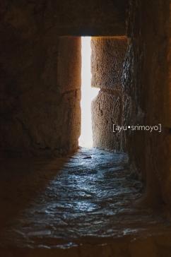 The Arrow Slit, Ajlun Castle
