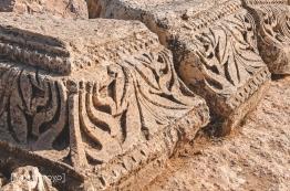 impressive details, Jerash, Jordan