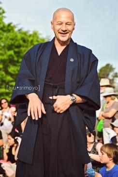 sumo master, nara candle festival 2014
